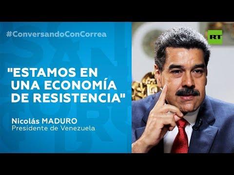 RT en Español: Correa a Maduro: