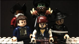 LEGO Pirates of the Caribbean: the Sword of Cortes - PART 1!