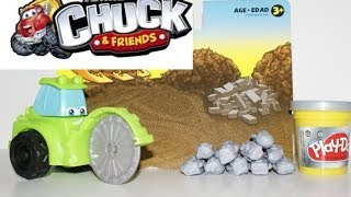 Tonka Chuck and Friends - Chip the Cutter - Play-Doh Tool Crew