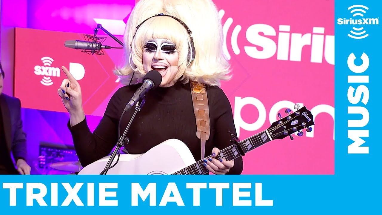Trixie Mattel - Malibu [LIVE @ SiriusXM]