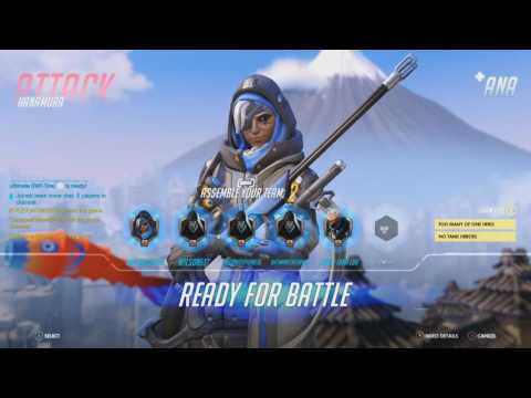 Some more Overwatch - without the copyright claims