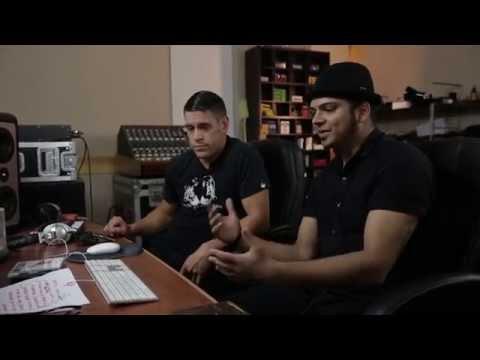 Billy Talent Interviews - River Below Live (Ian & Jon)