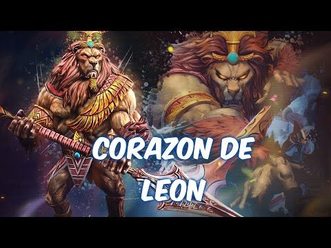 SMITE - ANHUR 3 VS 3 - CORAZÓN DE LEÓN - GAMEPLAY ESPAÑOL