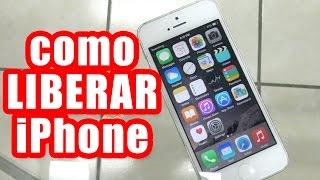 Como Liberar Un iPhone 5S - Para CUALQUIER SIM gsm. Sprint, AT&T, Etc.