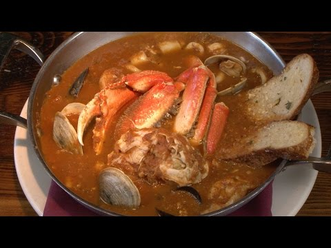Cioppino's Restaurant On San Francisco's Fisherman's Wharf