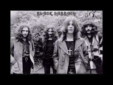 Paranoid - Black Sabbath (with lyrics)