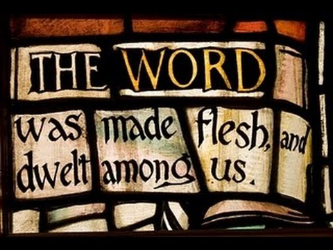 Image result for logos word made flesh