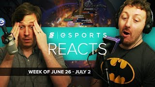 TSE Reacts to the Dota 2 TI7 Qualifiers, the CS:GO PGL Major Qualifiers, LoL and Rocket League plays