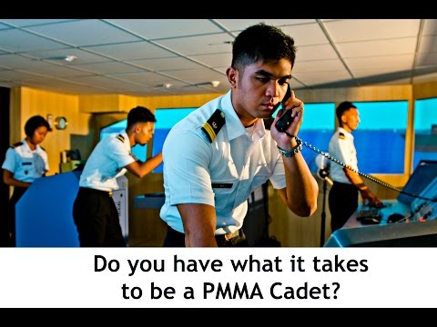 Philippine Merchant Marine Academy Official AVP