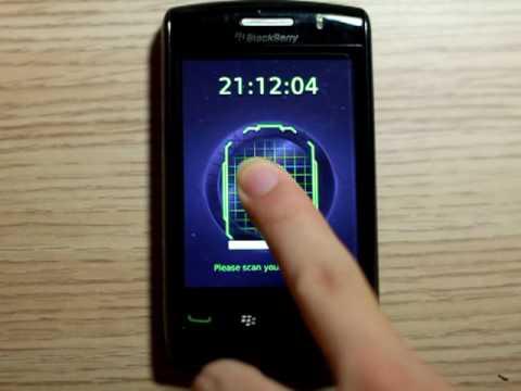 applicazioni blackberry 9520