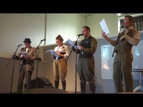 Steampunk radio play
