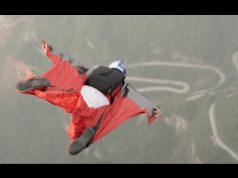 Fast Flying Wingsuit Pilots | Countdown To WWL | Ep7