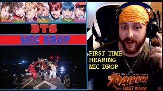 Baixar Metal Musician Reacts: BTS (방탄소년단) - Mic Drop (Steve Aoki Remix) M/V _ first time watching