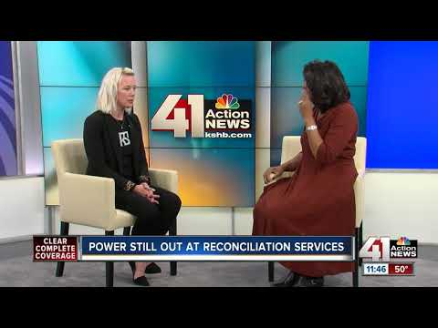 Interview: Power still out at Reconciliation Services