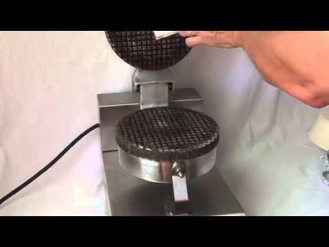 cobatco waffle cone maker 2