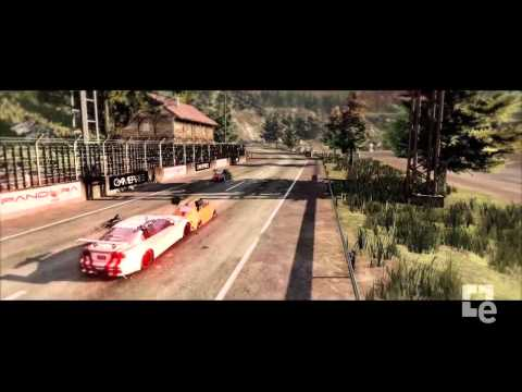 Gas Guzzlers: Combat Carnage Official Trailer (HD)