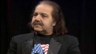 Ron Jeremy interview on local morning TV