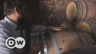 Wine from the Greek mainland | DW English
