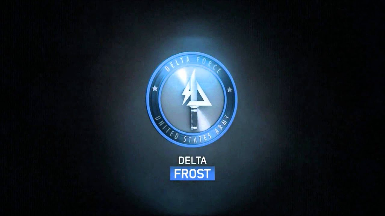 Logo De Los Delta Force Call Of Duty Mw3 Youtube
