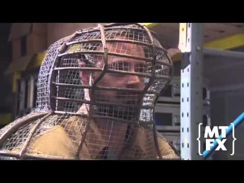 SG75 Tesla Coil & Cage of Death