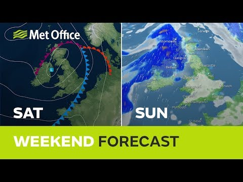 Weekend weather - Classic Spring mix, some sun & warmth ...