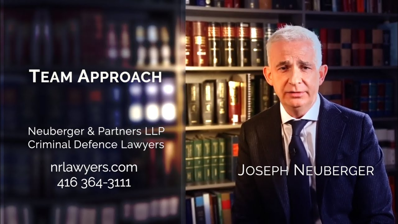 Top Toronto Criminal Defence Lawyers | Neuberger & Partners LLP