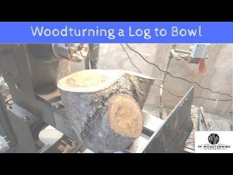 woodturning:-log-to-bowl