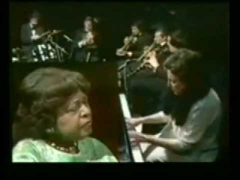 That Thing called Love Edith Wilson with High Society Jazz Band 1974.