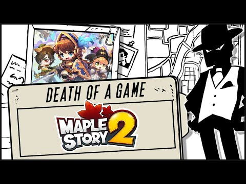 Death Of A Game: Maplestory 2