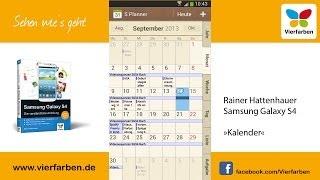 Kalender, Termine, Erinnerungen und Co. [Anleitung 6 von 14]