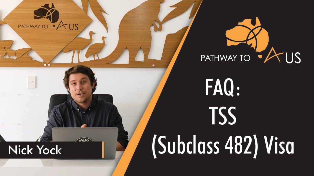 Employer Sponsored - TSS Visa - Pathways to Aus