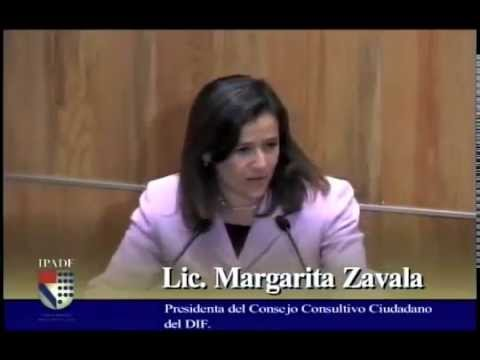 Conferencista Smart Speakers: Margarita Zavala