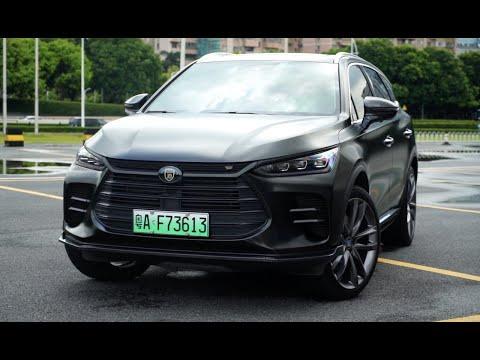 Китайский SUV гибрид 600 лощадей 950 момента BYD DM! Где ты, Urus?