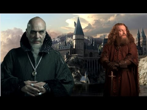 The Day Salazar Slytherin Departed Hogwarts