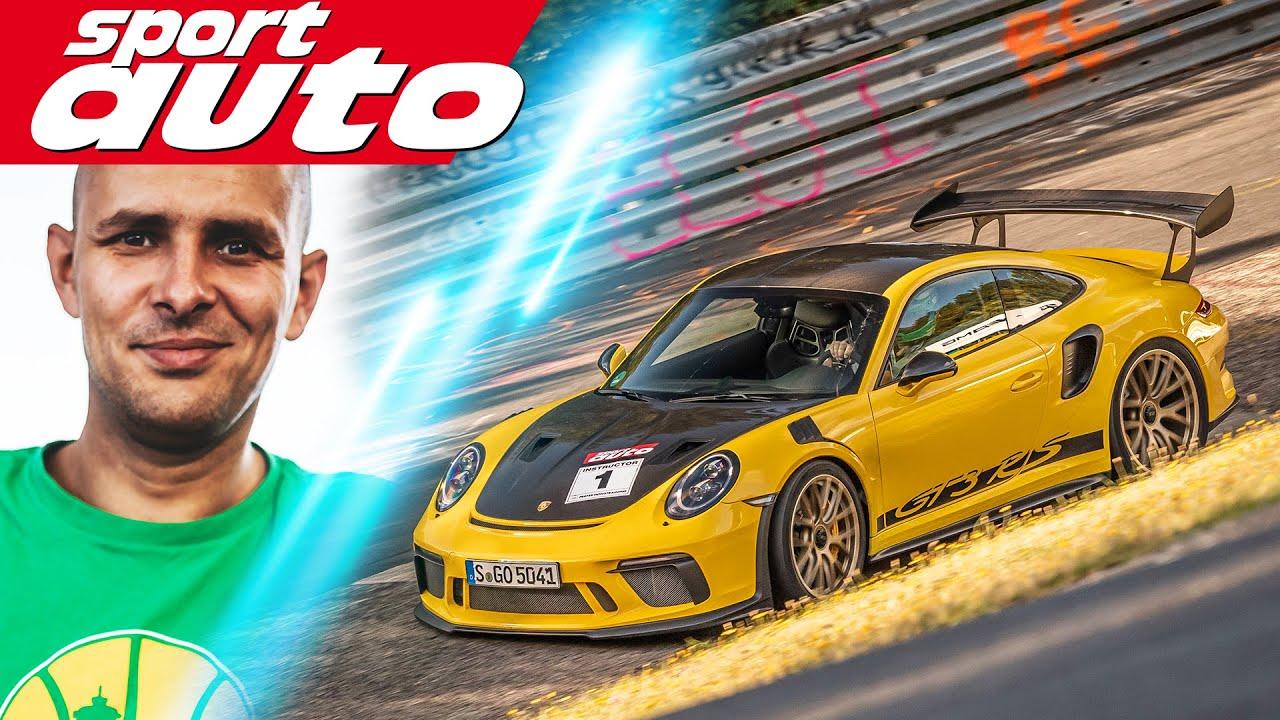 9000 Touren im Porsche 911 GT3 RS (991.2) | Hellmanzik fährt Nordschleife | Folge 7/12 | sport auto