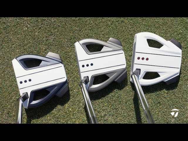 First Look at the All-New SPIDER EX Putter | TaylorMade Golf