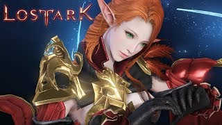 Lost Ark ALL Characters Customization CBT2 HD