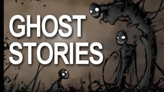 Ghost Stories Part 7: Dealing with Fear & The Paranormal (MW3 USAS & Javelin Gameplay Commen
