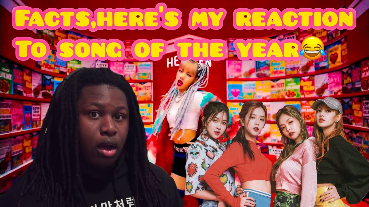 BLACKPINK - 'Kill This Love' M/V | song of the year?duh | BLACKPINK REACTION 2019