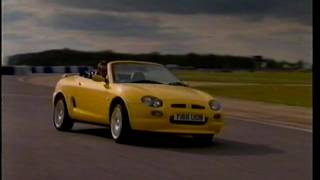 Old Top Gear 2001 - MGF Trophy 160