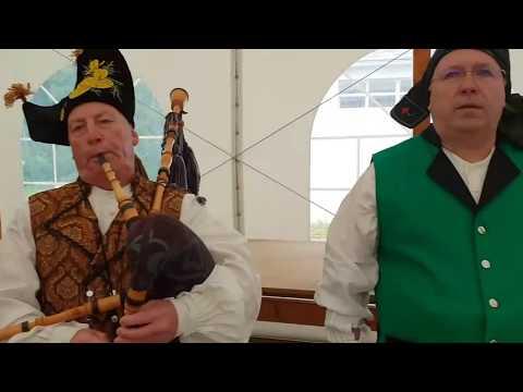 La III Romaxe Artesá da Chaira pone en valor los oficios tradicionales