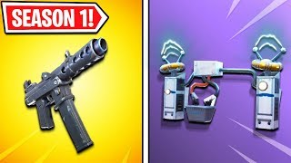 Top 10 Things ONLY SEASON 1 Fortnite Players Will Remember!