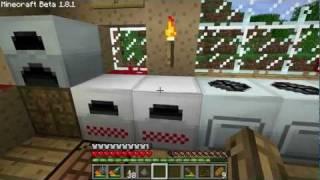 Minecraft LP Episode 3 - Industrialcraft Miner, Pump, and Geothermal (Andrakon)
