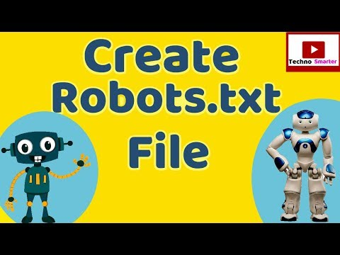 Create a robots.txt file for website |Allow and disallow web pages and directories -Best SEO RANK