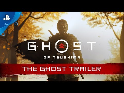 Ghost Of Tsushima | The Ghost | PS4