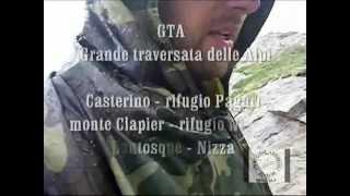 GTA grande traversata delle alpi - Casterino - monte Clapier - Nizza