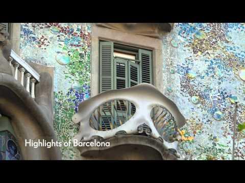 Barcelona shore excursion - Barcelona Highlights - Cunard