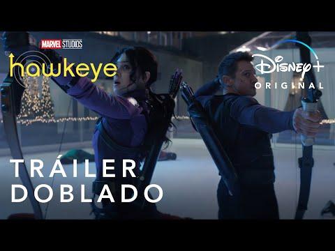 Hawkeye | Tráiler Oficial doblado | Disney+