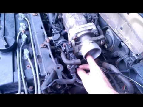 Hyundai Accent 1.6 problem
