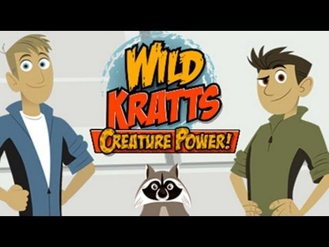 Wild Kratts Creature Power - iPhone/iPod Touch/iPad - HD Gameplay Trailer